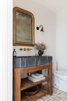 Bathroom Inspiration, Bathroom Inspo, Bathroom Ideas, Design Inspiration, Haus Am See, Wall Mount Faucet, Amber Interiors, Beautiful Bathrooms, Bathroom Interior Design