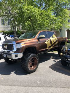 Lifted Tundra, Toyota Tundra, Truck Mods, Cool Cars, Monster Trucks