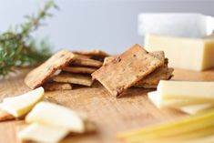 Savory and Sweet Almond Crackers - Danielle Walker's Against all Grain