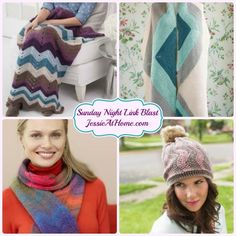 Every Sunday night I post a link blast of knit and crochet goodies on Twitter and Facebook. The link blast usually consists of patterns and yarn blog posts that have happened over the last week, along with some yarn, book or notion items that I feel may interest you. Here's all the links fromthe January …Read more...