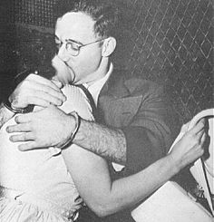 Account of the Rosenberg trial. The Rosenbergs were convicted of espionage in favour the USSR during the cold war.