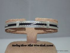 Sterling Silver Filled 6 Wire Bracelet W/ 2 by BobsFashionJewelry, $19.95
