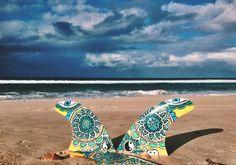 Surfboard Fin Art