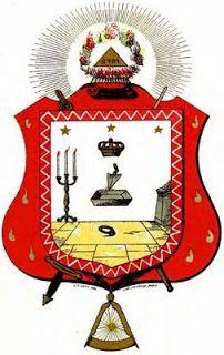 El ojo que todo lo ve: Símbolos  del 14º Maestro de la Bóveda Sagrada