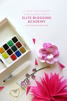 A Craft Blogger's Experience With Elite Blogging Academy - I'm sharing my experience with EBA from the last three months and showing the numbers! @littlegirldesigns.com