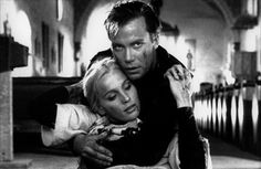 "William Shatner in the 1966 film ""Incubus."" The entire film was in the constructed language Esperanto."