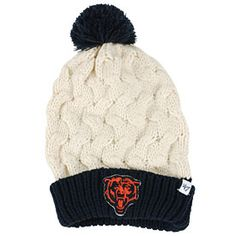 Chicago Bulls #NBA Mitchell & Ness Sweater Cuffed Hat Cap Toque ...