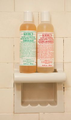 Kiehl's Bath and Shower Liquid Body Cleanser - Julia Restoin-Roitfeld's Favorites - I Want To Be A Roitfeld