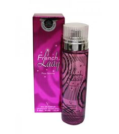 French Lady  Gender: Women  Classic Collection  Type: Natural Spray  Size: 100ml  Model: WP 1091  http://ourversionperfumes.com/3-women-s