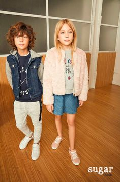 "Aleix & Gal·la from Sugar Kids for Lefties ""Cozy Winter Games""."
