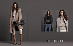 2014 10 #BOTTICELLI #AD  #MODEL : #TIANATOLSTOI