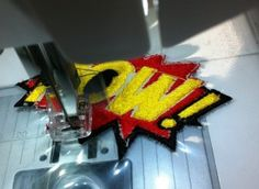 Free Embroidery Designs Daily » Machine Embroidery Patch Making Tutorial