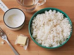 Get Perfect Microwave Rice Recipe from Food Network
