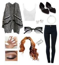 Untitled #76 by shelbyroseee on Polyvore featuring polyvore fashion style Glamorous STELLA McCARTNEY Nly Shoes Mikimoto Tiffany & Co. clothing