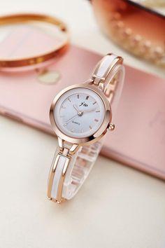 New Fashion Rhinestone Watches Women Luxury Brand Stainless Steel Bracelet watches Ladies Quartz Dress Watches reloj mujer AC070