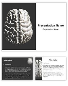 Make great-looking PowerPoint presentation with our Brain free powerpoint template. Download Brain free editable powerpoint template now as you can use this Brain free ppt template freely as sample. This Brain free powerpoint theme is royalty free and could be used as themes and backgrounds for Brain, medical, mind and such topics.