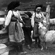 Setesdal, early 1900s.
