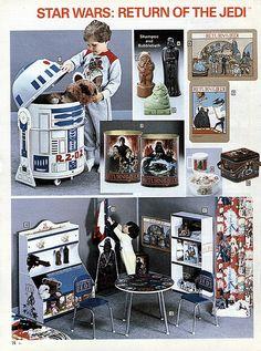 Star Wars Return of the Jedi 1984-xx-xx Sears Specialog Toy Catalog P016