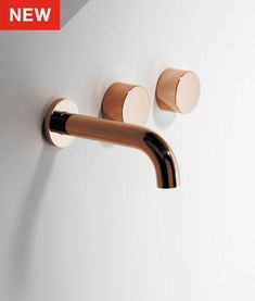 Bathroom tapware, think this colour is gorgeous