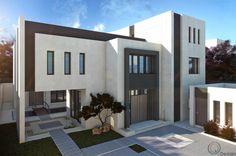 Modern Villa Design Inside