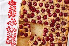 Schneller Kirsch - Nuss - Kuchen
