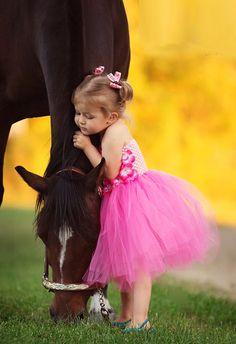 My happiness #kids #pets #kidswithpets