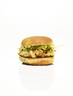 Crab Cake Sliders #myplate #sandwiches #crab
