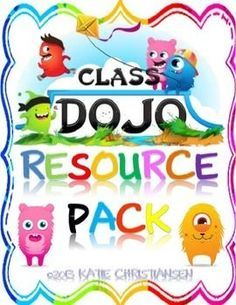 Class Dojo Resource Pack FREEBIE!
