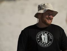You Always Get Back Up: Retired operator heals invisible wounds through surfing