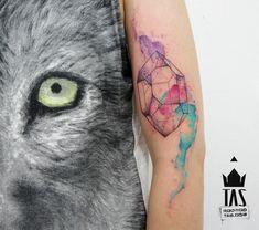 Rodrigo Tas #tattoofriday - 20 tatuadores brasileiros para seguir no Instagram