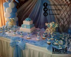 Torta y Decoración #Bautizo