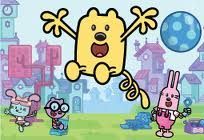 Wow Wow Wubbzy.... I don't know why, but I loved this show when I was younger.