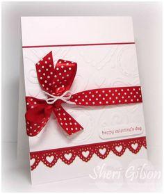 Happy Valentine's Day,    by PaperCrafty