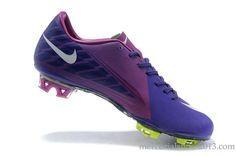 soccer cleats nike mercurial | ... :: Nike Mercurial Purple White Cristiano Ronaldo Soccer Cleats