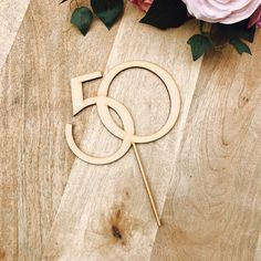 Fifty Cake Topper 50th Birthday Cake Topper Cake Decoration Cake Decorating Birthday Cakes Fifty Sugar Boo Cake Toppers Cake Decoration RS