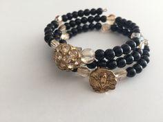 #Custom #Frog #Button #Bracelet
