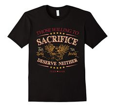 Men's Those Willing To Sacrifice Their Liberty for Security Shirt 2XL Black Liberty Custom Graphics Tees for Patriots http://www.amazon.com/dp/B01D3J0UW2/ref=cm_sw_r_pi_dp_mDW6wb0JFMXVA