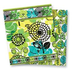 Patterns | Vera Bradley Lime's Up