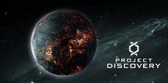 Romspillet Eve skal finne ekte planeter ved å se gjennom bilder fra Kepler-teleskopet. (Ill.: CCP)