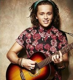 I love Luke Friend <3 For he is my friend. Luke Friend is such a spectacular musician. His voice is so cool and comforting. When Luke sings, he warms my soul with love. Luke Friend is one of a kind. I also love his hair! :) <3