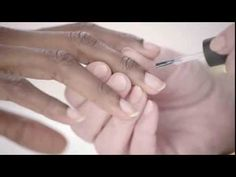 ▶How To Get the Perfect Manicure in 5 Steps by Deborah Lippmann #Sephora #SephoraNailspotting #videos