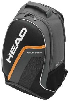 Head Tour Team Tennis Bag by HEAD. $55.90. The bags designed by Head are made to functional, with plenty of room for all your kit and equipment.The Climate Control Technology utilises a thermal foil within the bag compartments to protect the rackets from extreme temperatures, thus maintaining the performance of rackets over a longer period of time. Used by Head Pro players on the tour, these bags use optimised compartment structure for greater functionality.The bag features an i...