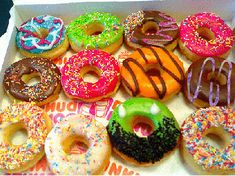 10 Things You Never Knew About Donuts (PHOTOS)