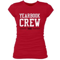 Art-Club Crew instead of yearbook