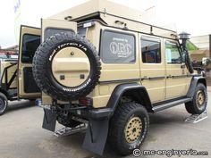 Mercedes 4x4 Camper