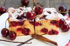 5 Homemade Sponge Cake Recipes with Spanish Ingredients Food Cakes, Czech Desserts, Chocolate Ganache Filling, Desserts Sains, Kolaci I Torte, Sponge Cake Recipes, Cherry Cake, Sandwich Cake, Dessert Spoons