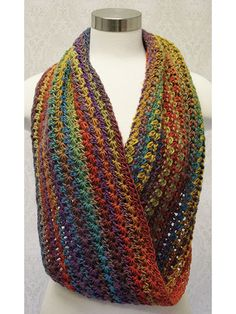 Star Stitch Crochet Cowl