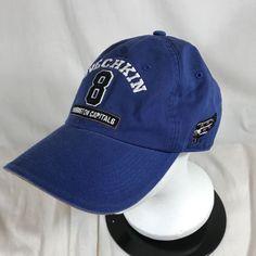 Alexander Ovechkin Washington Capitals Hat Embroidered Cap NHL Old Time  Hockey  OldTimeHockey  WashingtonCapitals   813a63f12251