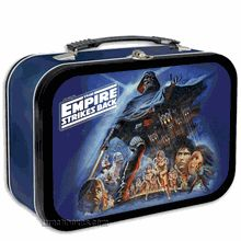 Search your feelings, you know it to be true - this metal #StarWars Empire Strikes Back lunch box is fan friendly!