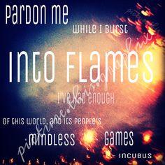 Incubus - Pardon Me  #songlyrics
